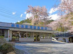上野原市営マス釣場