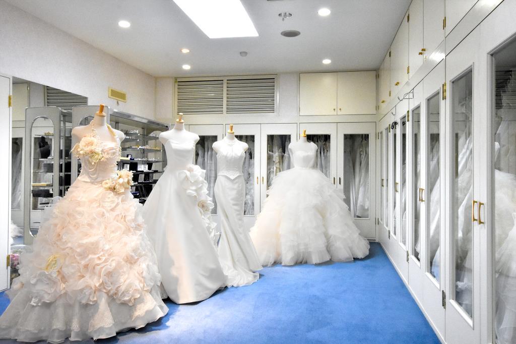 レンタル衣裳 フォトスタジオ 美容室 夢の都 富士河口湖町 ブライダル 成人式 2