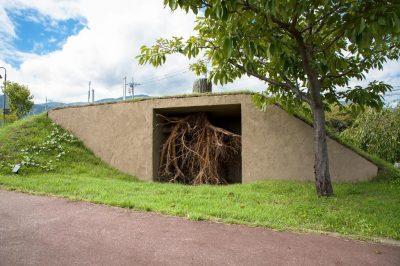 韮崎 木の根アート4