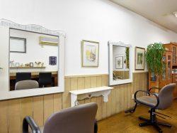 プライベートカフェ美容室 中央市 ヘア 2