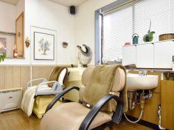 プライベートカフェ美容室 中央市 ヘア 4