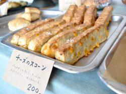 アデムク亭 富士川町 パン テイクアウト 2