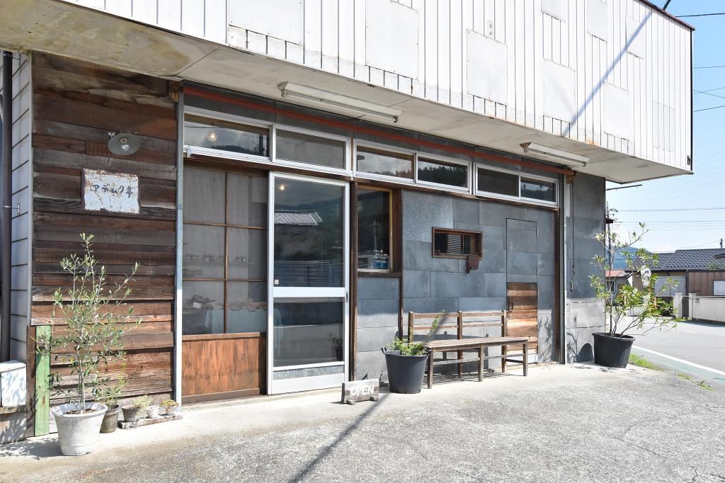 アデムク亭 富士川町 パン テイクアウト 5