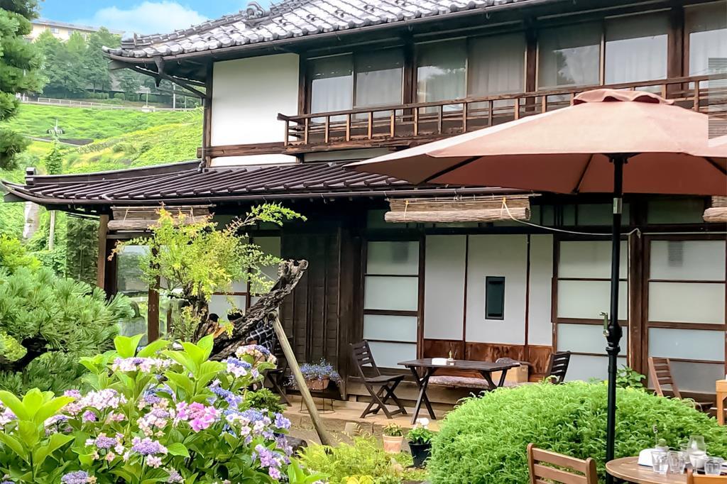Katsunuma縁側茶房 甲州市 勝沼町 カフェ 喫茶 5