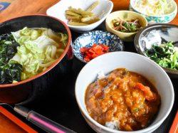 らんちちゅうちゃん 鳴沢村 和食 4