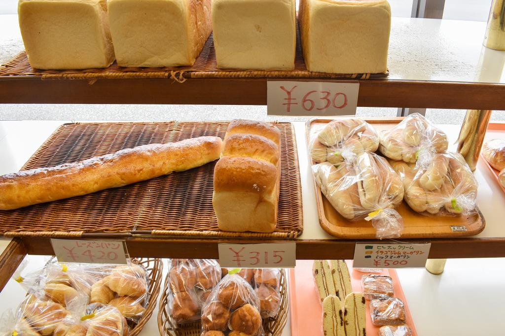 ニースベーカリー 忍野村 パン 3