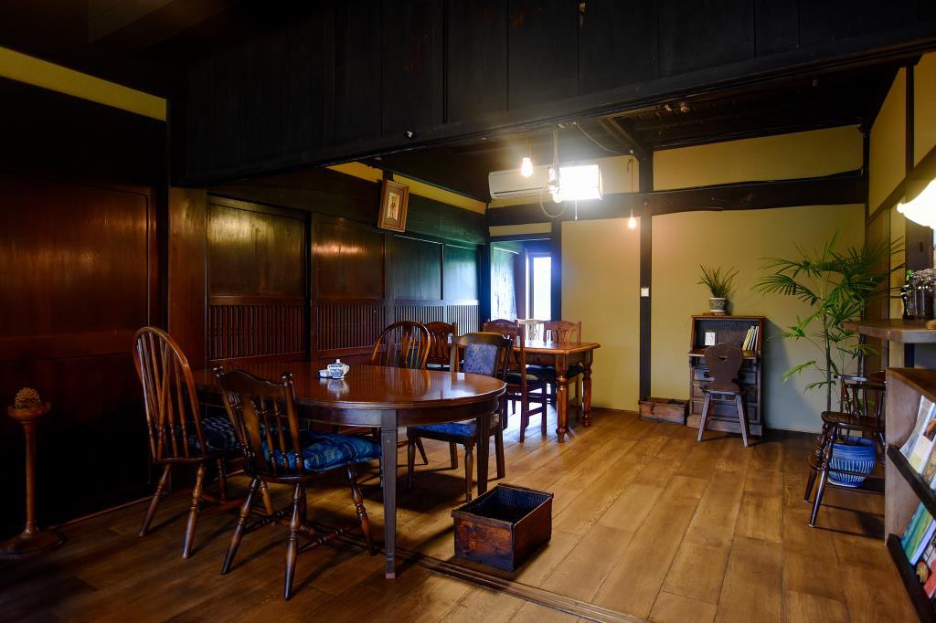 黎明荘 笛吹市 洋食 カフェ 喫茶 スイーツ 2