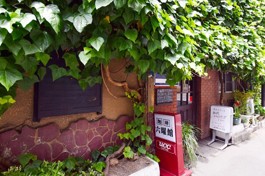 六曜館珈琲店 甲府市 甲府駅周辺 カフェ 喫茶 4