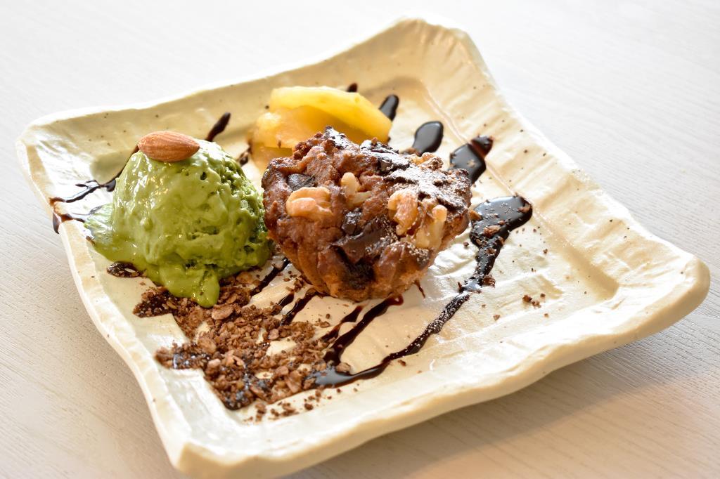 Waku Chu Gyu Cafe 甲府市 カレー オーガニック 自然食 3