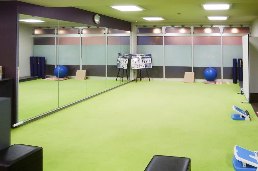 JOYFIT 甲府 ジョイフィット 甲府市 スポーツ フィットネス ジム 3