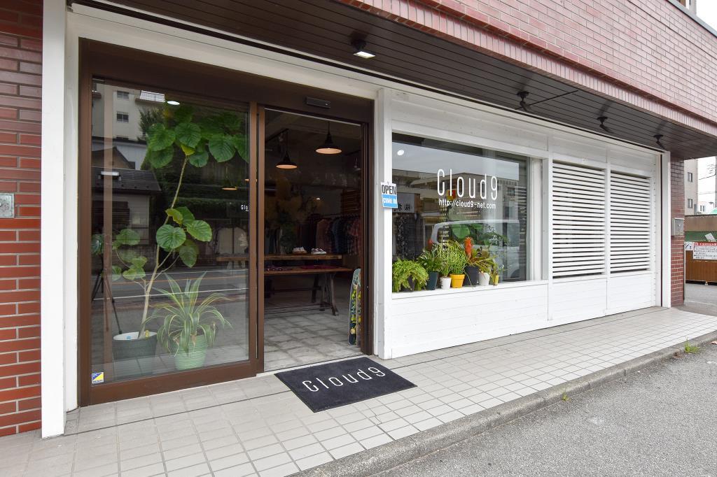 Cloud9 甲府市 甲府駅 ファッション メンズ 1