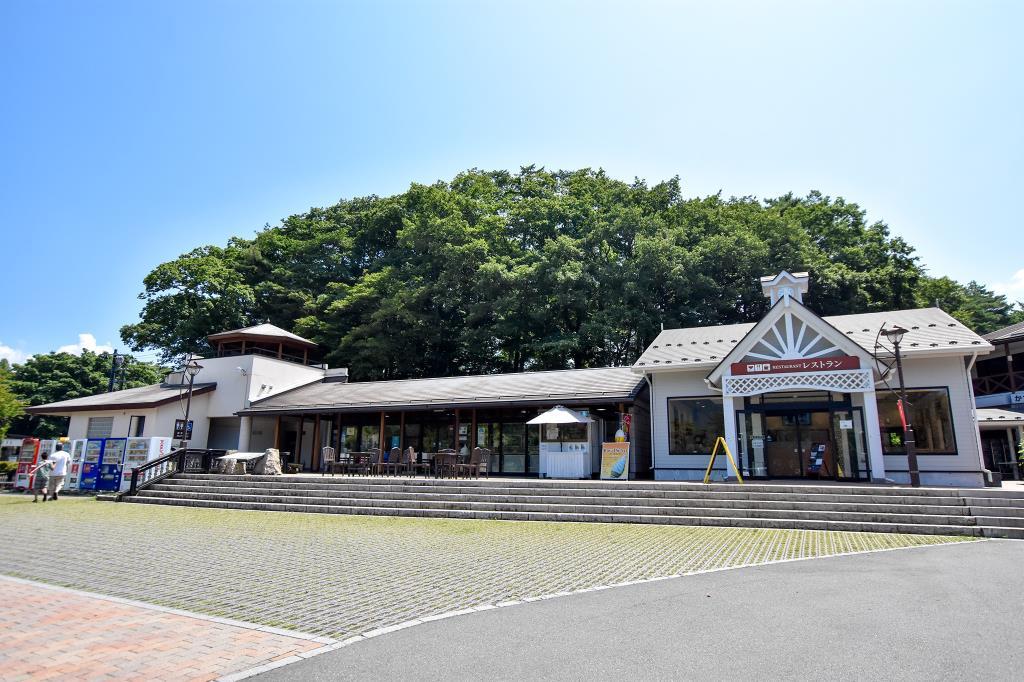 道の駅 かつやま 富士河口湖町 道の駅 SA PA 1