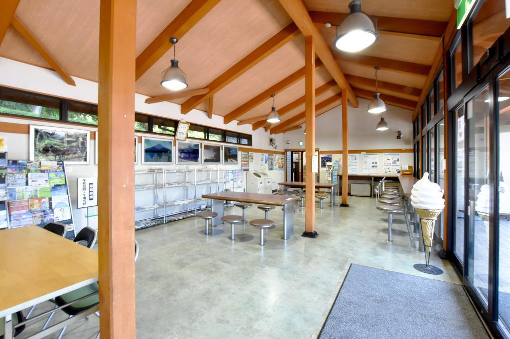 道の駅 かつやま 富士河口湖町 道の駅 SA PA 5