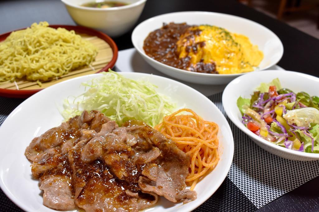 OYADO&私風kitchen ききょう 山中湖村 カフェ 喫茶 2