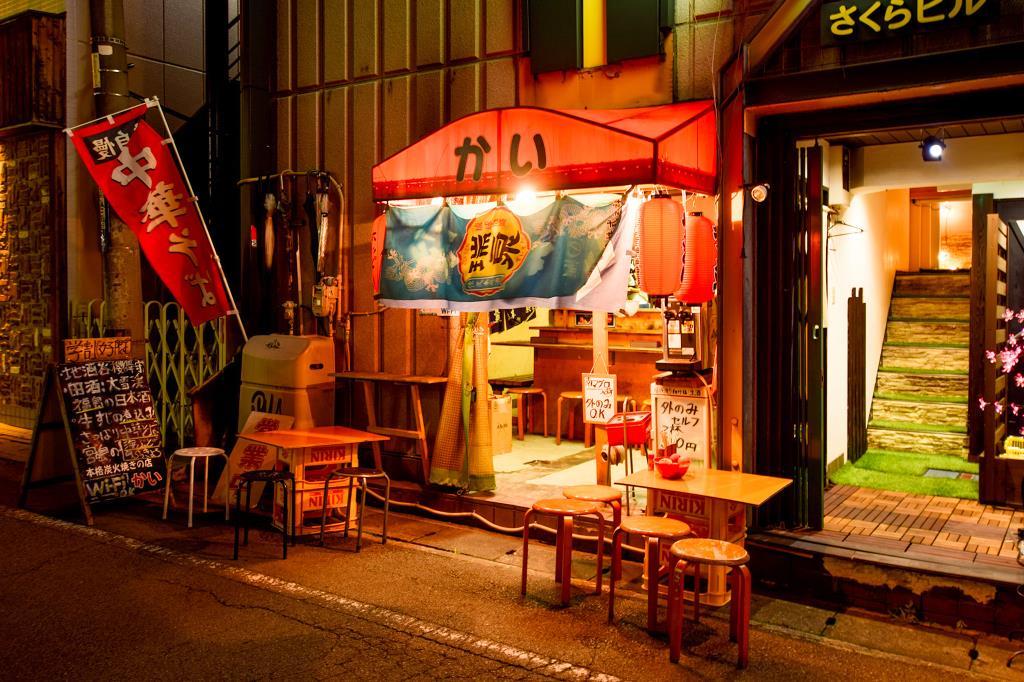 駅前酒場 焼きとり かい 甲府市 甲府駅 居酒屋 5