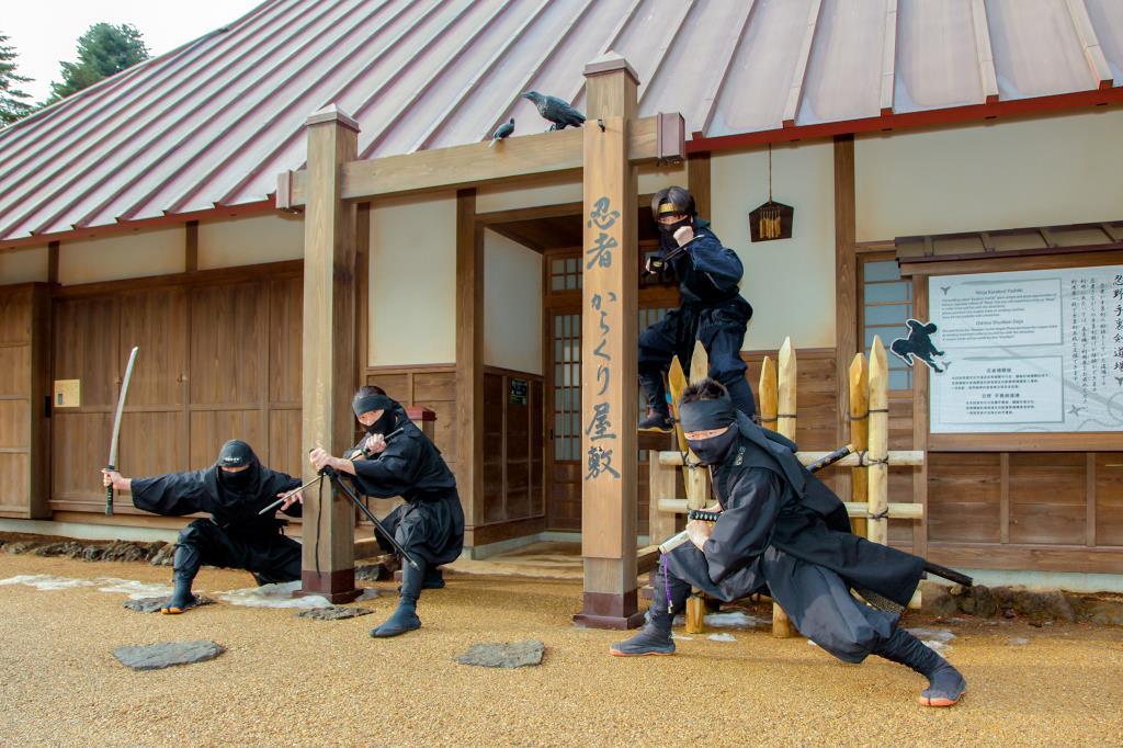 忍野しのびの里 忍野村 テーマパーク・体験施設・名所 5
