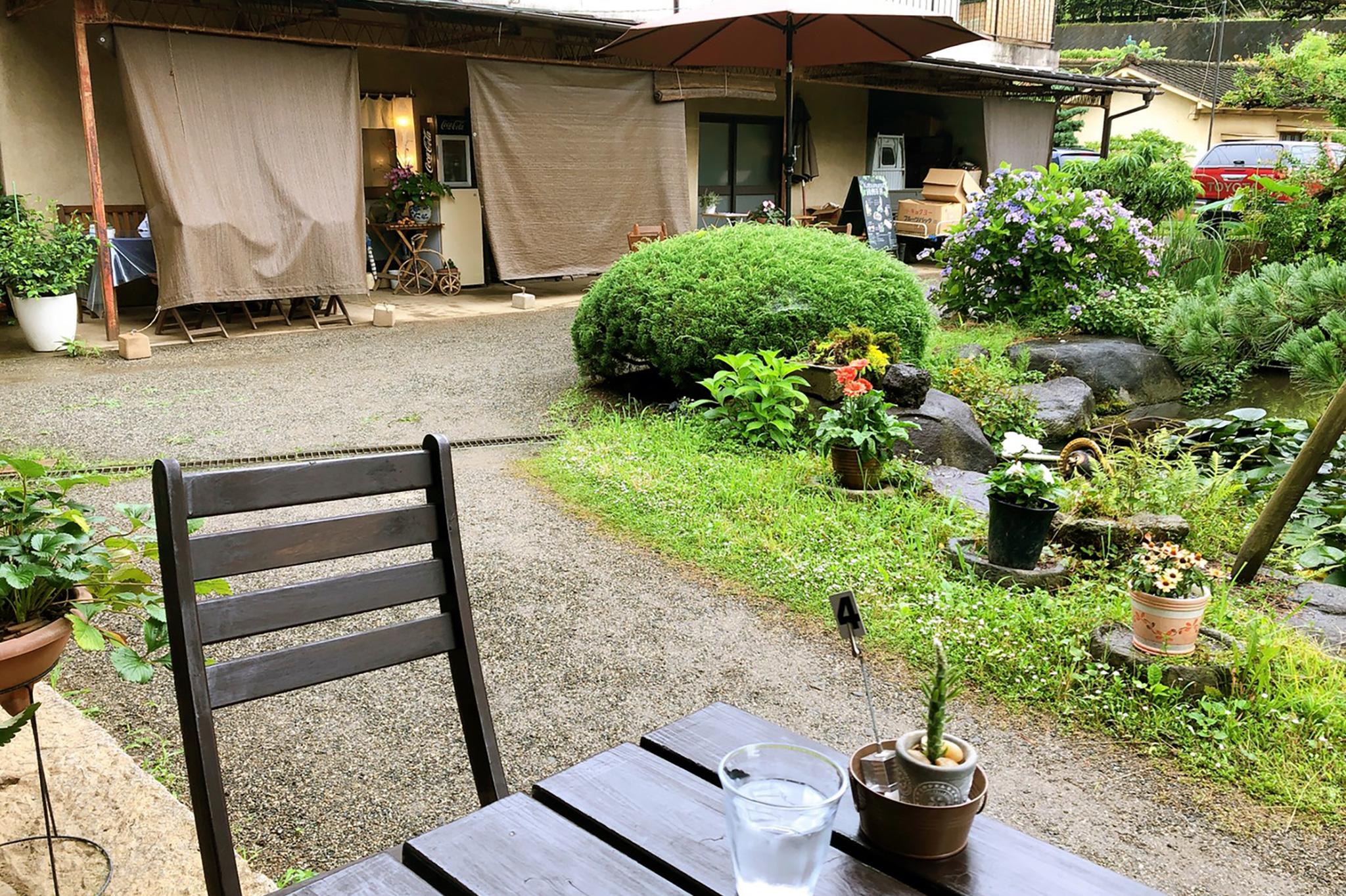 Katsunuma縁側茶房 写真14
