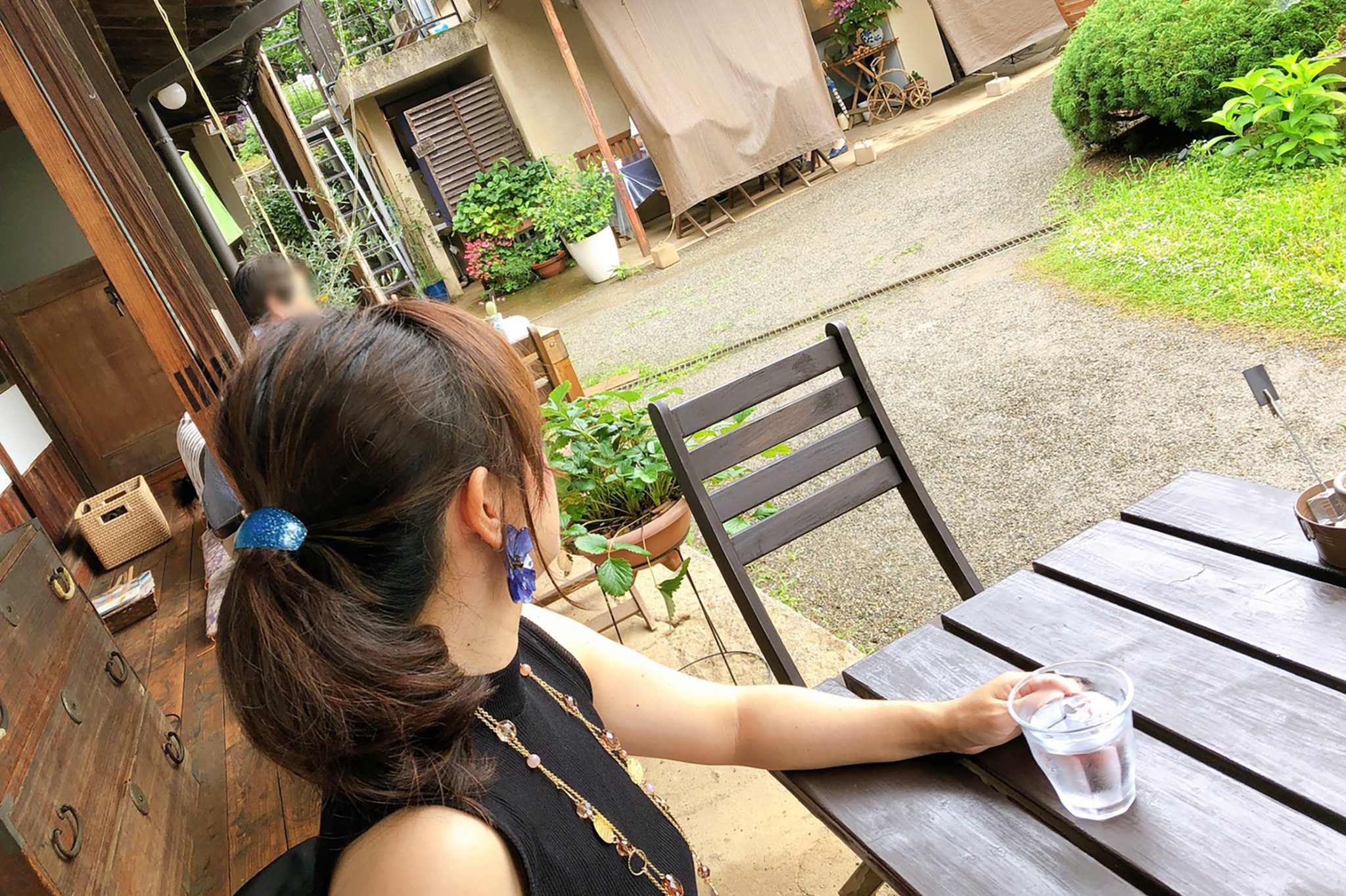 Katsunuma縁側茶房 写真3
