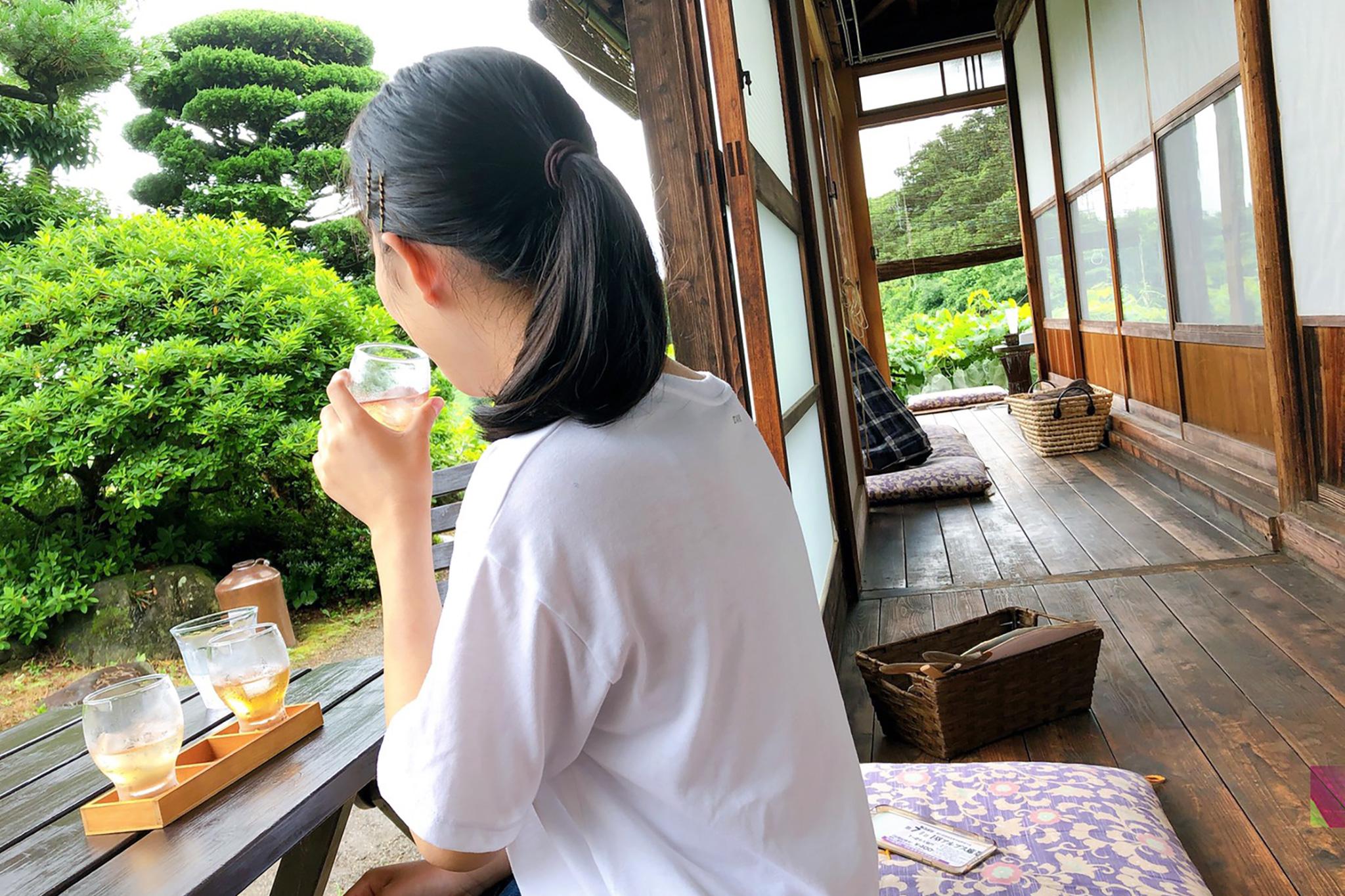 Katsunuma縁側茶房 写真5