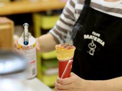 【cafe vol.3】あなたのお腹にマテリアクレープ