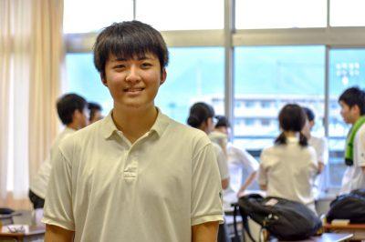 音楽を届ける高校生 |青柳 大空さん