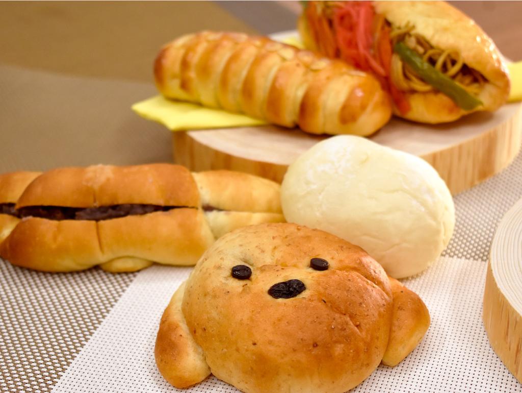 ちいさな工房あきらぱんのおすすめのパン