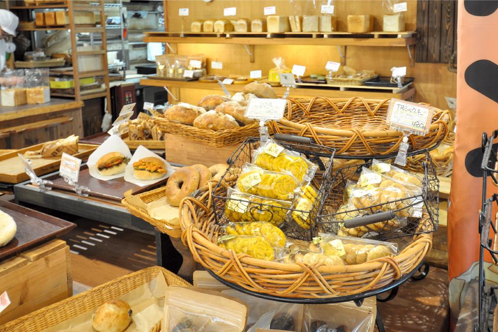 山のパン屋 桑の実メインイメージ