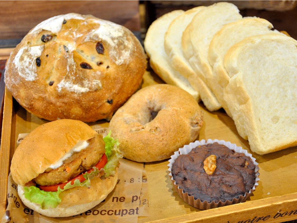 山のパン屋 桑の実のおすすめのパン