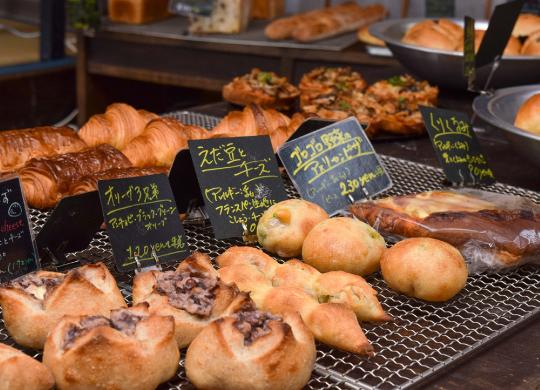 丸山パン-山梨市 | 山梨のおいしいパン~地元の人気店27 | PORTA