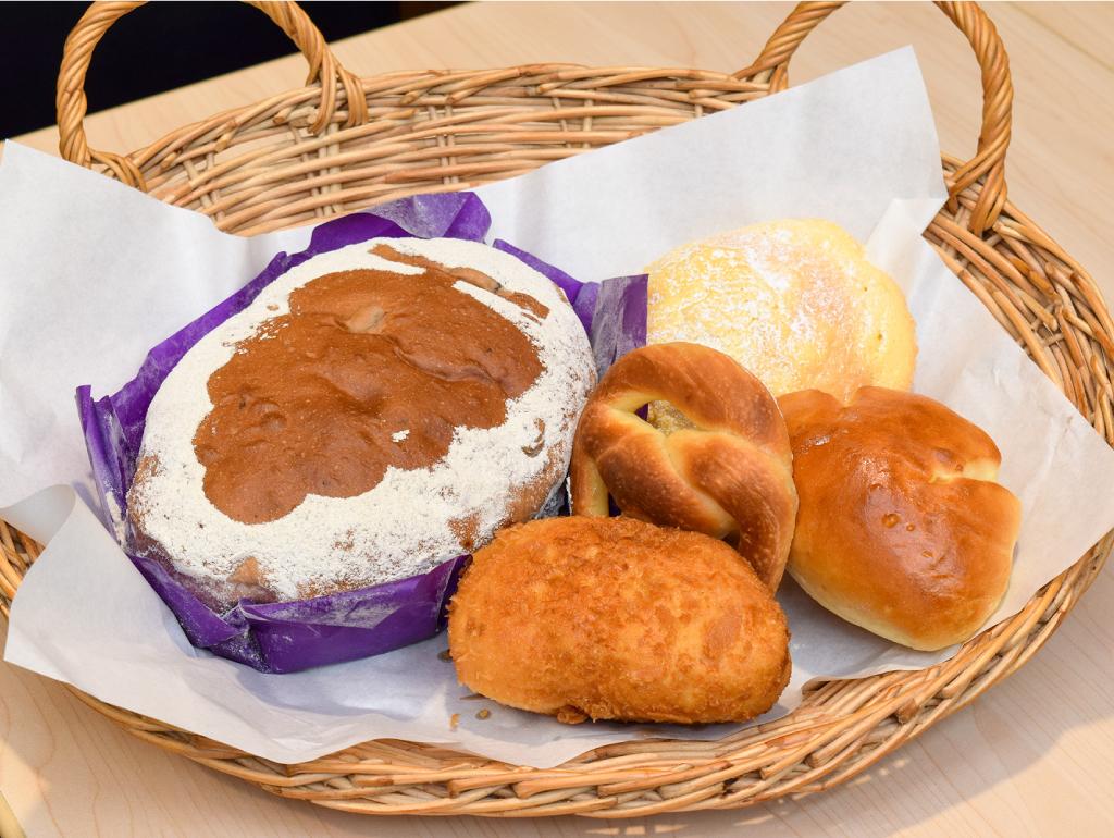 モンマーロのおすすめのパン