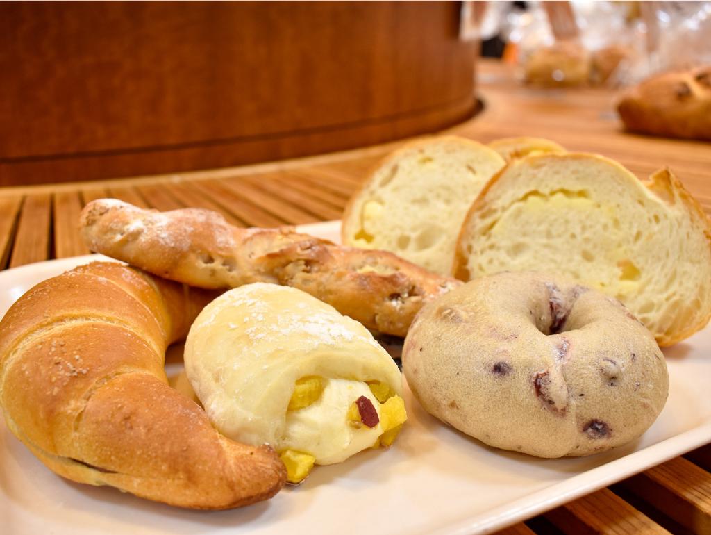 ポンパドウルのおすすめのパン