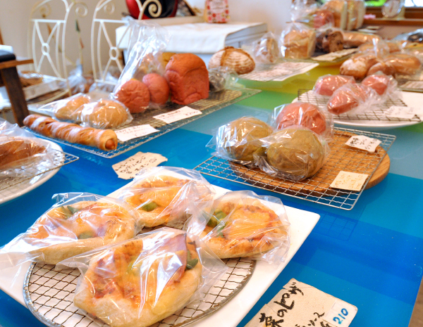 野菜パンの店 石窯パン ド・ドウサムネイル