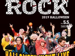 ROCK Halloween NIGHT LIVE2019