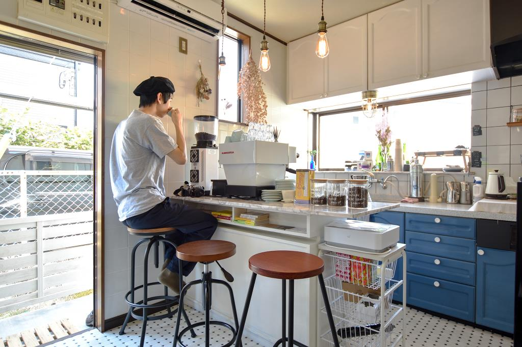 OZO coffee&wine stand オゾコーヒー 甲州市 カフェ スイーツ 3