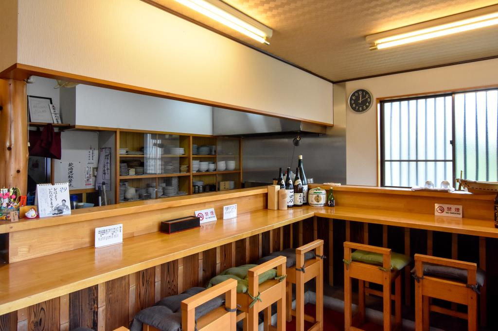旬菜 秀 鳴沢村 中華 居酒屋 ラーメン 2