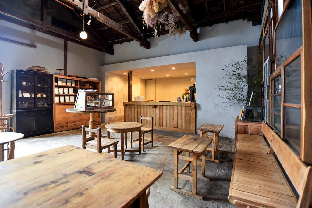 Tane 甲府市 カフェ 喫茶 3