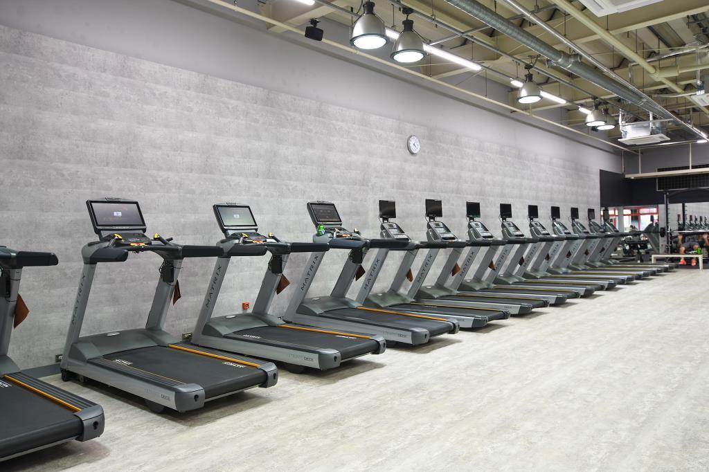 MIRA fitness 笛吹市 一宮町 スポーツ施設 ジム 2