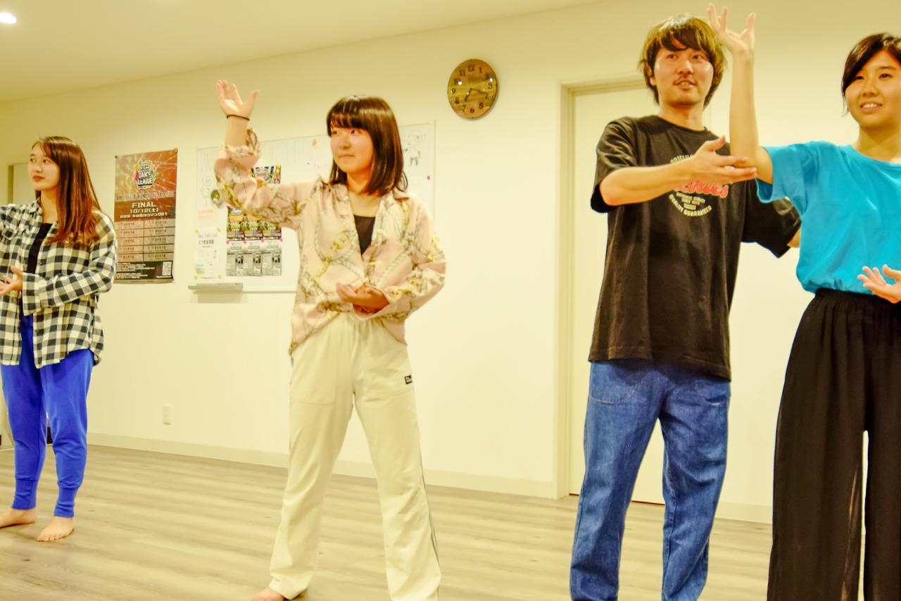 DANCE STUDIO SeeDの体験の写真
