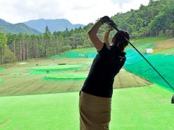 ウインドヒルゴルフ練習場の画像