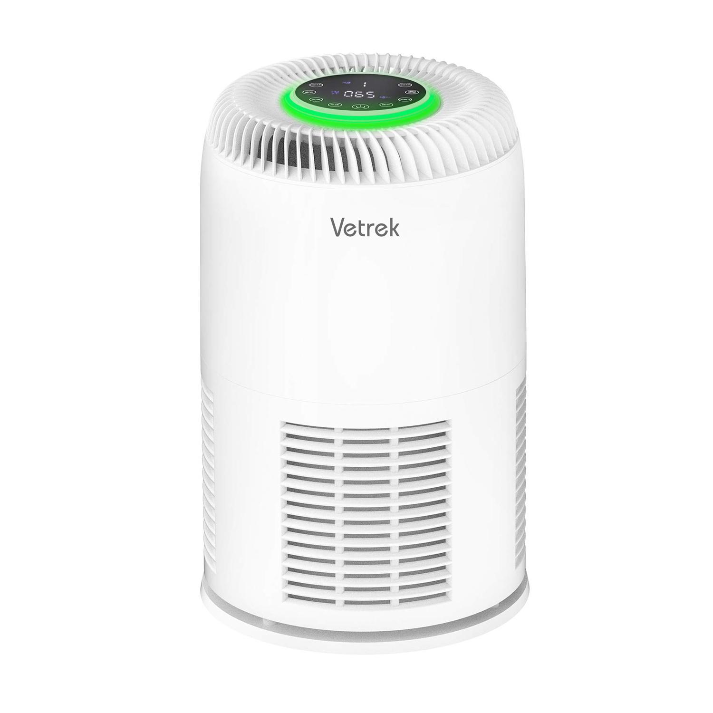 Vetrek 空気清浄機(ホワイト)