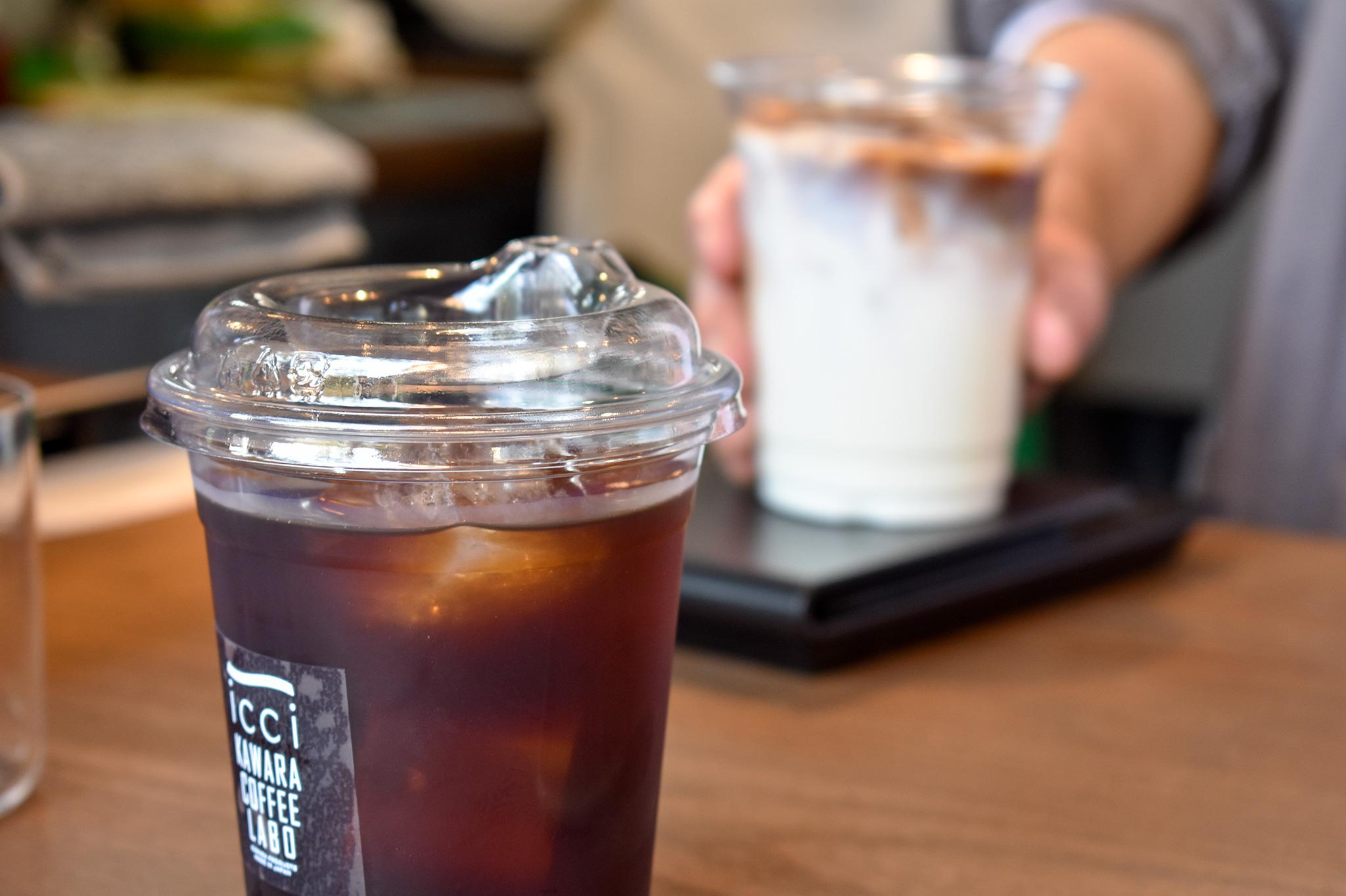 Icci KAWARA COFFEE LABO 写真5