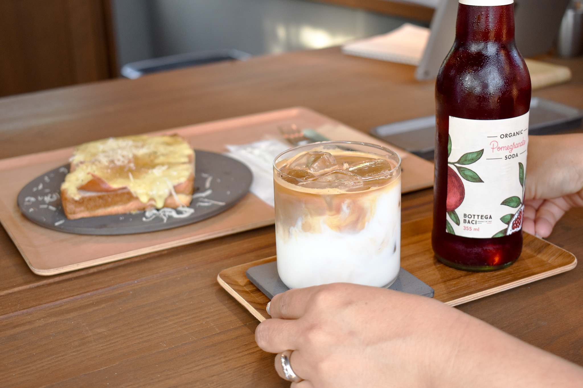 Icci KAWARA COFFEE LABO 写真8