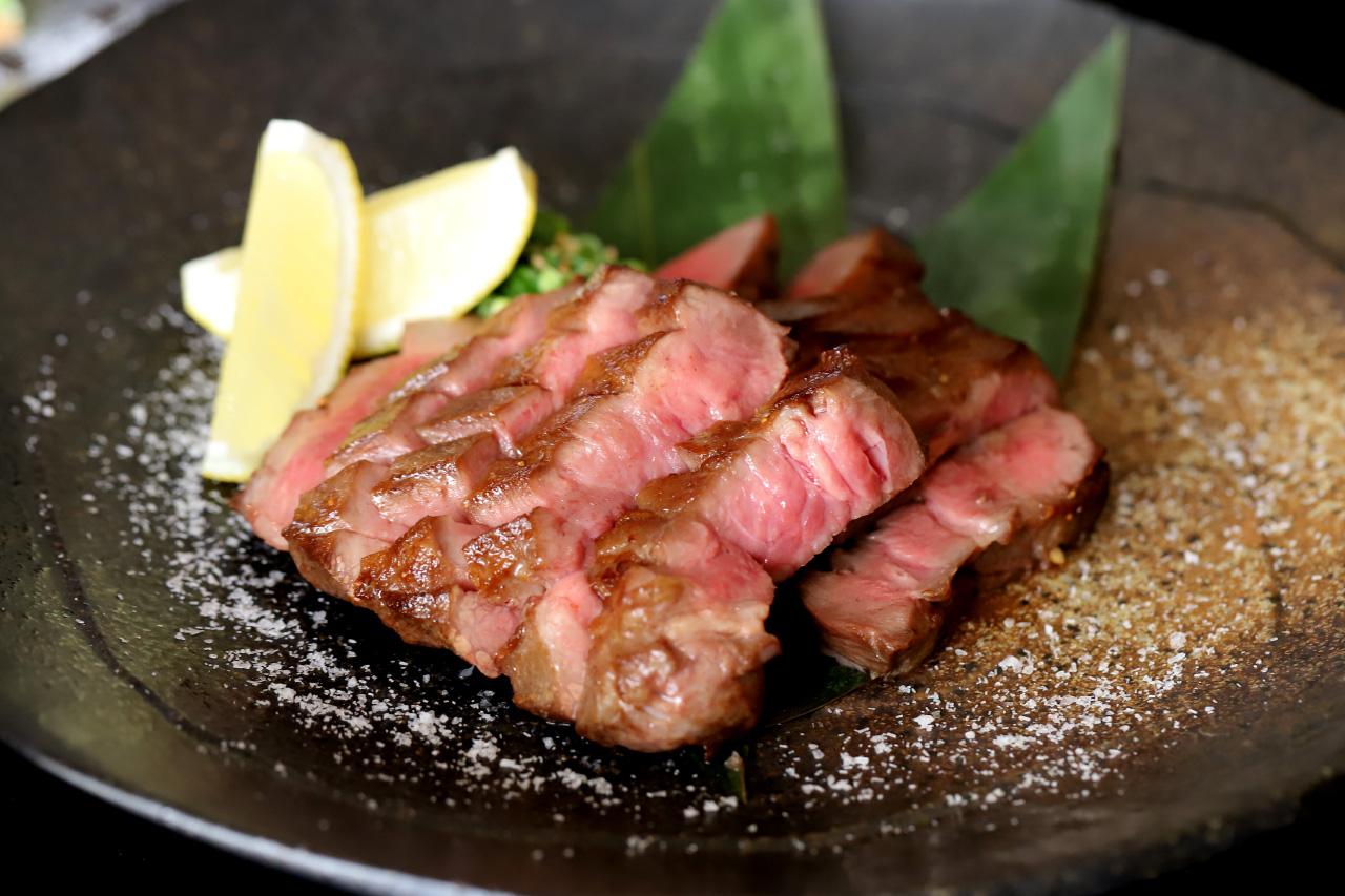 鉄板酒場 き楽の料理の写真2