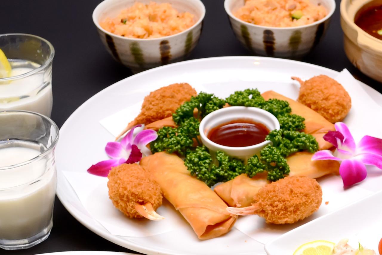 スパランド ホテル内藤の料理の写真3