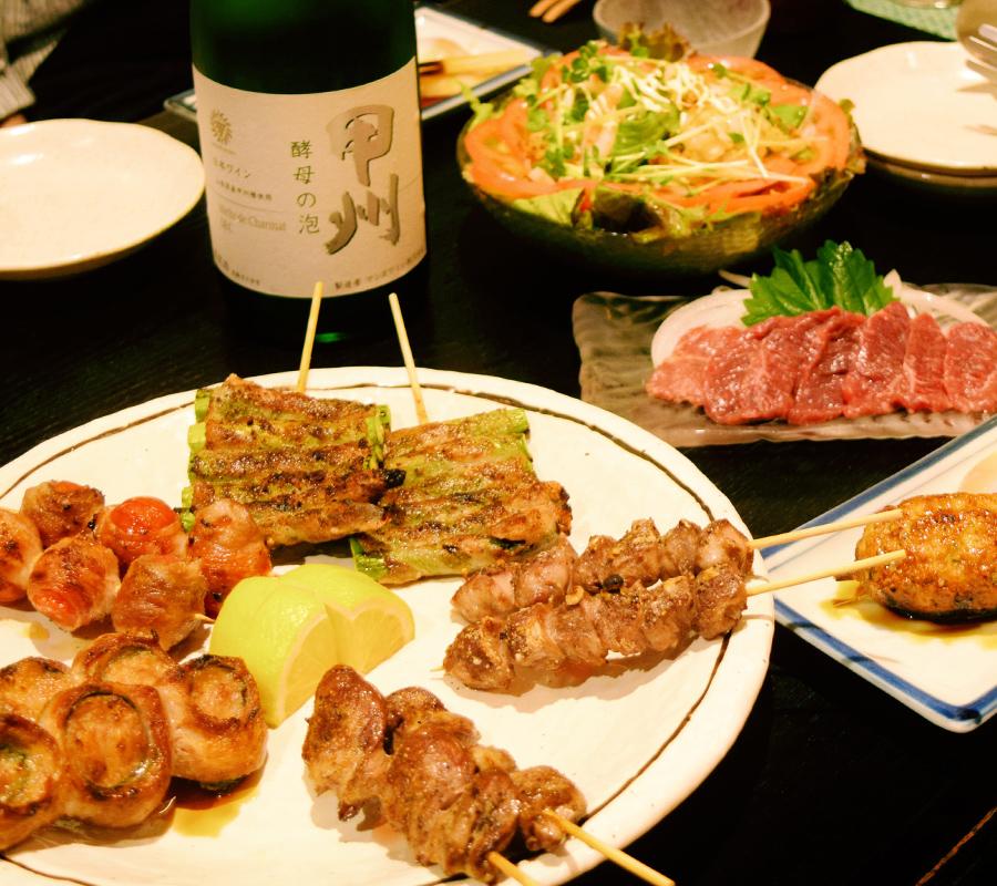 二代目 串信玄の料理の写真