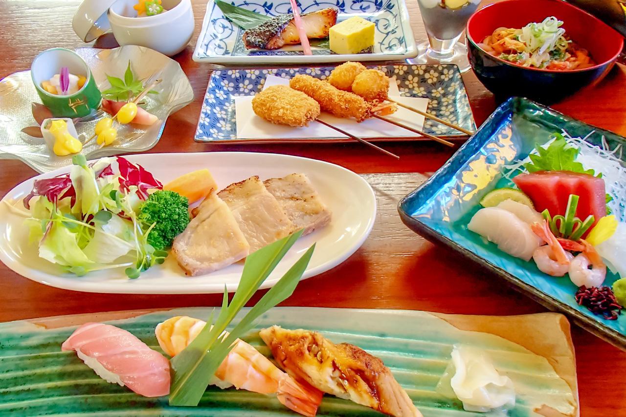 食房 うゑ松さくら寿しの料理の写真1