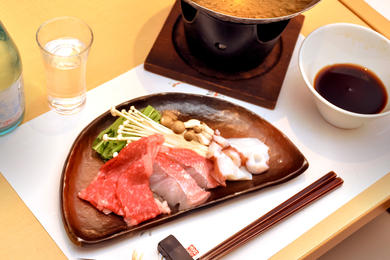 若鮨 甲府駅前店の料理の写真1