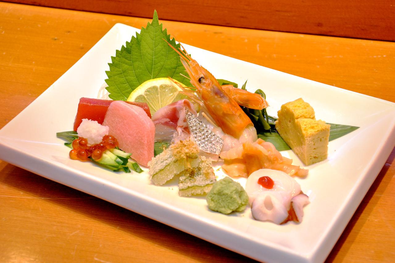 若鮨 甲府駅前店の料理の写真2