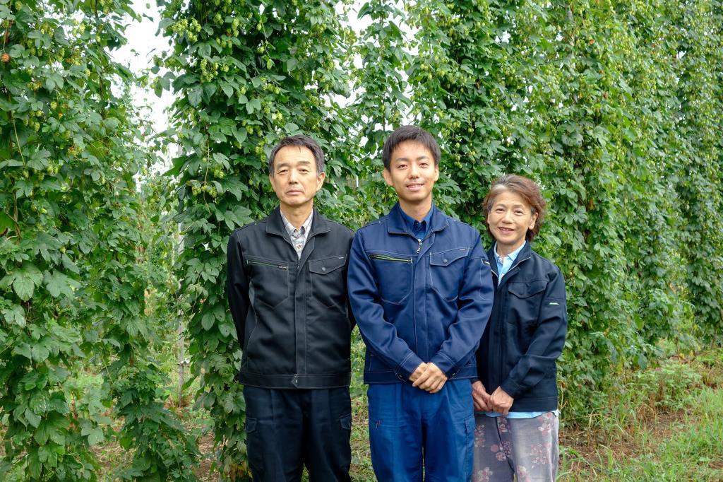 挑戦し続ける若きホップ農家|小林 吉倫さん
