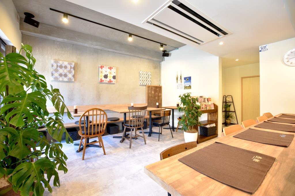 杢糸 甲府 カフェ